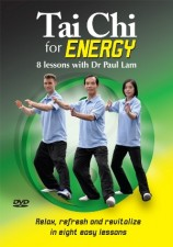 Tai Chi Instructional DVDs
